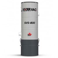 Aspirateur central Soluvac SVS-800